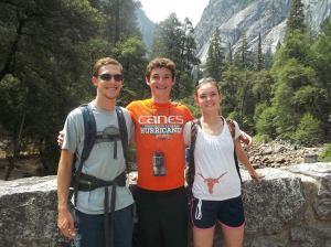 Yosemite kids